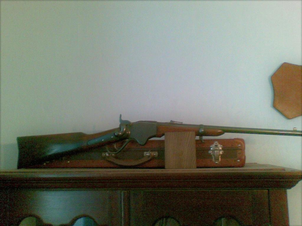 Le SPENCER Rifle Mod 1865 16112011