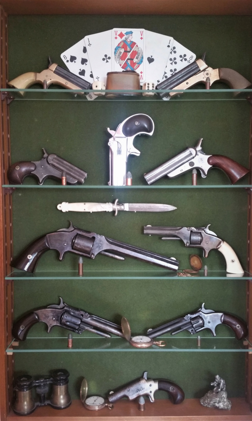 Ma collection d'armes anciennes 20200416