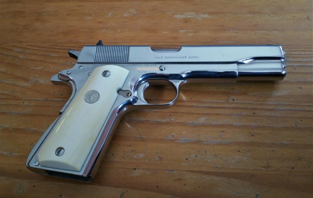 Colt 1911 Series 70 Government .38 SA Colt_811