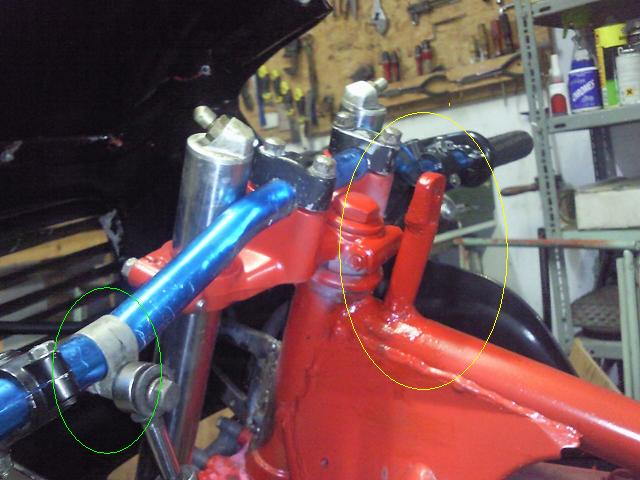 projet dragster road eagle - Page 3 Photo013
