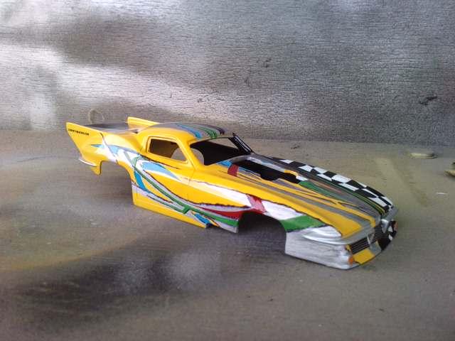 corvette pro mod P0601110