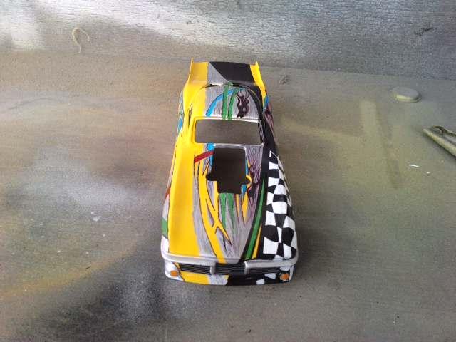 corvette pro mod P0601111