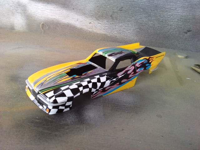 corvette pro mod P0601112