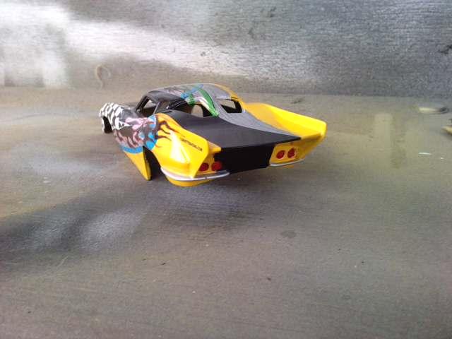 corvette pro mod P0601113
