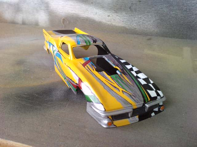 corvette pro mod P0601114