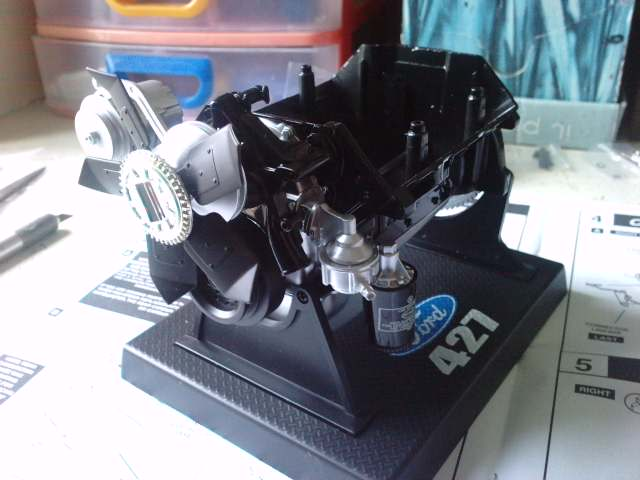 engine ford 427 P2312014