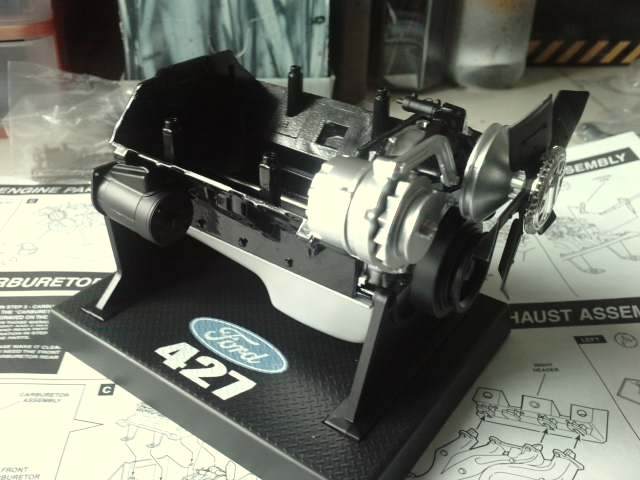 engine ford 427 P2312015