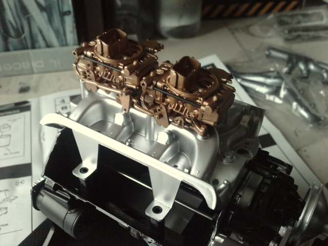 engine ford 427 P2312016