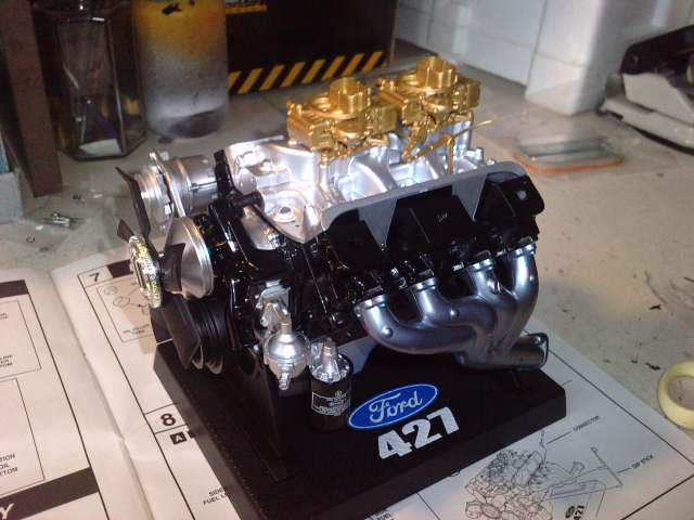 engine ford 427 P2312019