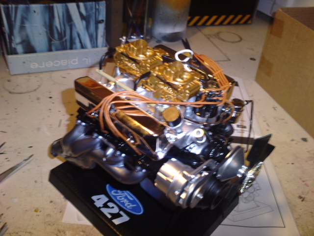 engine ford 427 P2312020