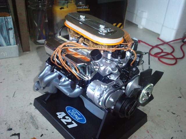 engine ford 427 P2412010