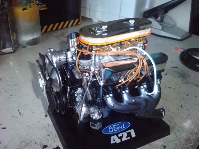 engine ford 427 P2412011