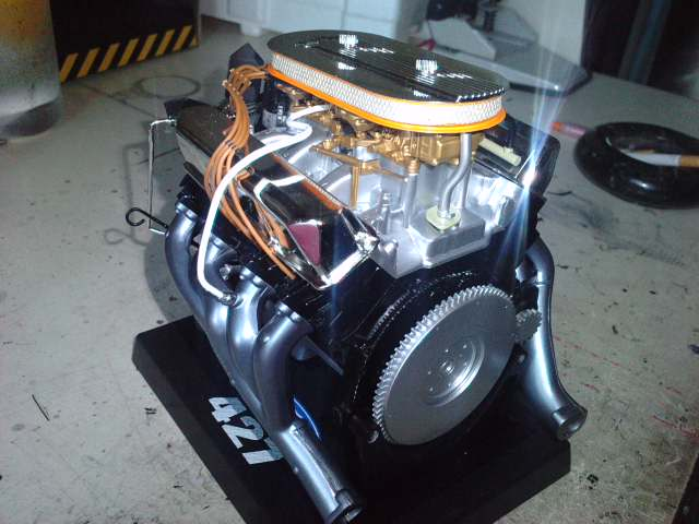 engine ford 427 P2412012