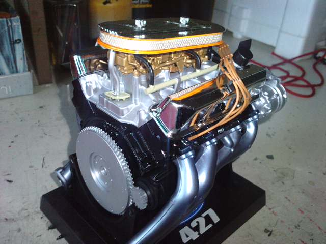engine ford 427 P2412013