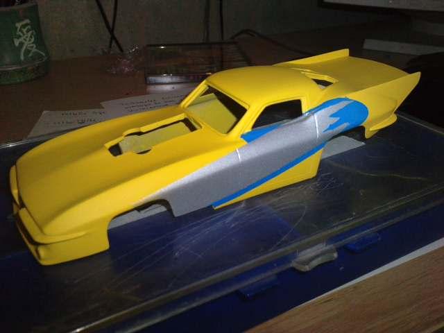 corvette pro mod P2912010