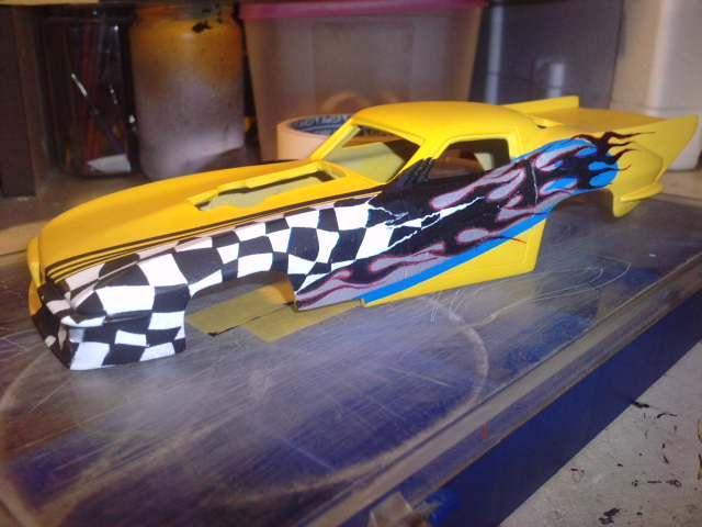 corvette pro mod P3012013