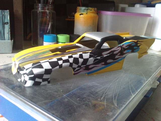 corvette pro mod P3112010