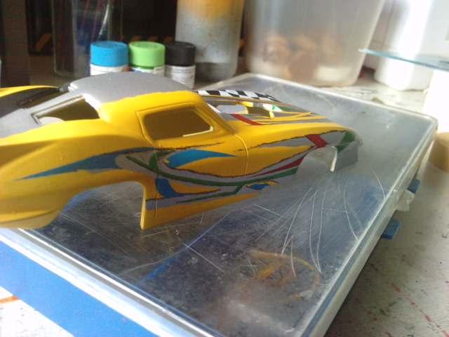 corvette pro mod P3112012