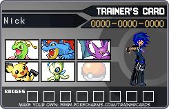 """Fiche Dresseur de l'Histoire de """"Pokemon - Dark Arceus"""" 950fa910"""