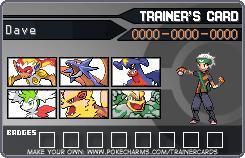 """Fiche Dresseur de l'Histoire de """"Pokemon - Dark Arceus"""" Dc611310"""