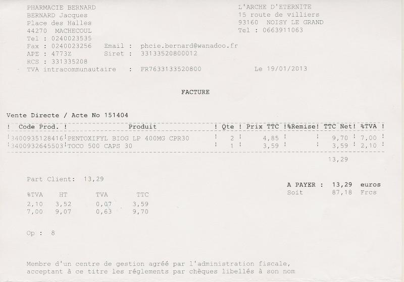 SOUTIEN D'URGENCE POUR PAYER LES FRAIS VETERINAIRE ET LES FRAIS DE LA KANGOO - Page 2 Pharma11