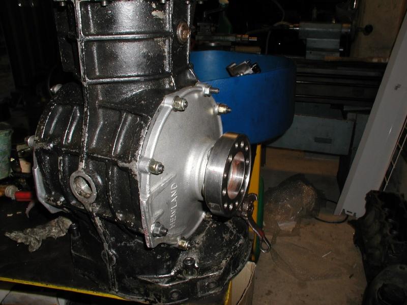 Boîte pour moteur TU Boite10