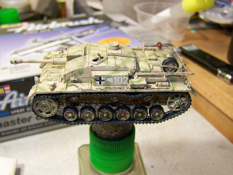 StuG III Ausf.F by Pavel We110
