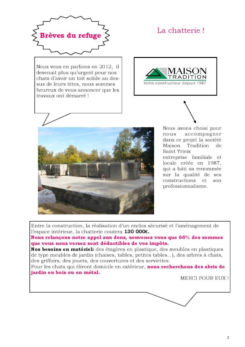 Les nouvelles du refuge 2012 00210