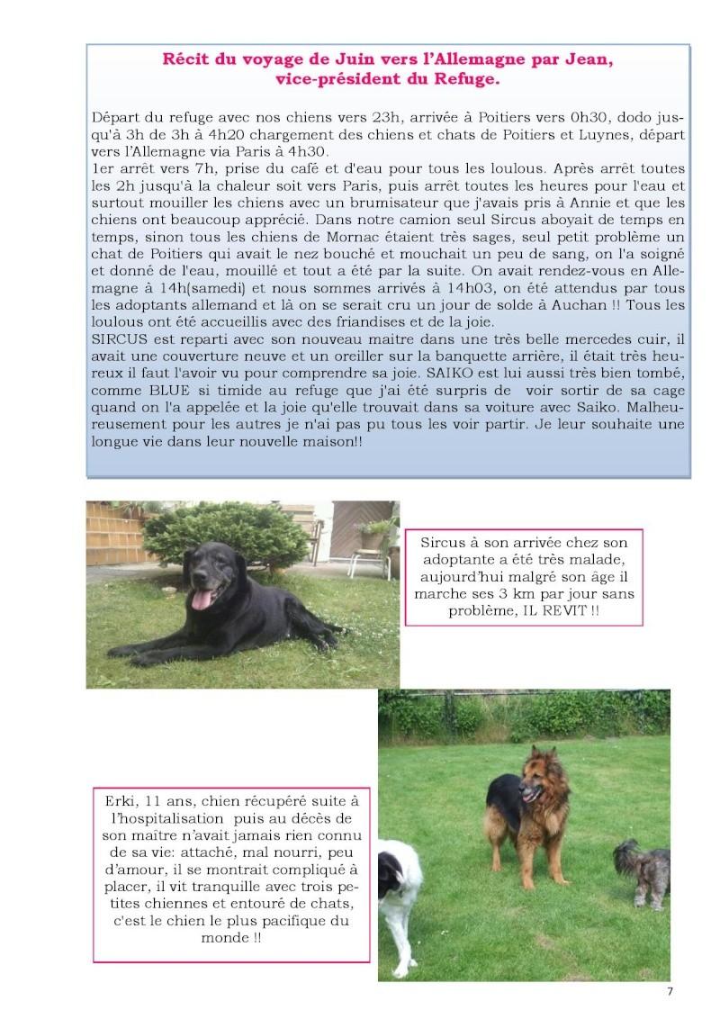 Les nouvelles du refuge 2012 00710
