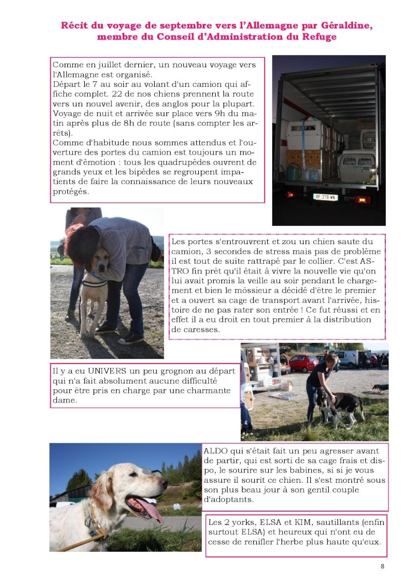 Les nouvelles du refuge 2012 00810