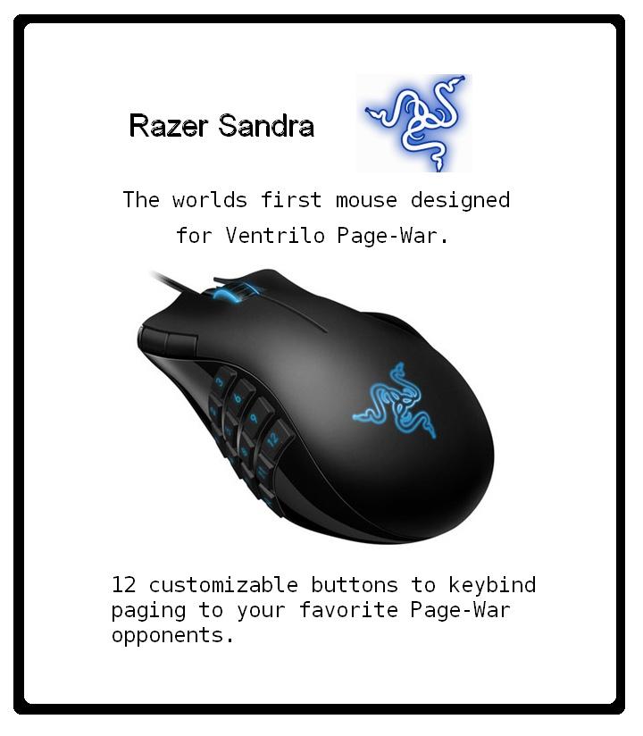 Razer have released a new mouse. Razer_10