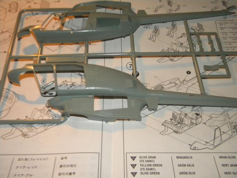 OH-58D kiowa la peinture. Kiowam14