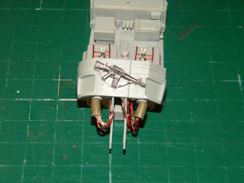 peinture - OH-58D kiowa la peinture. Kiowam28