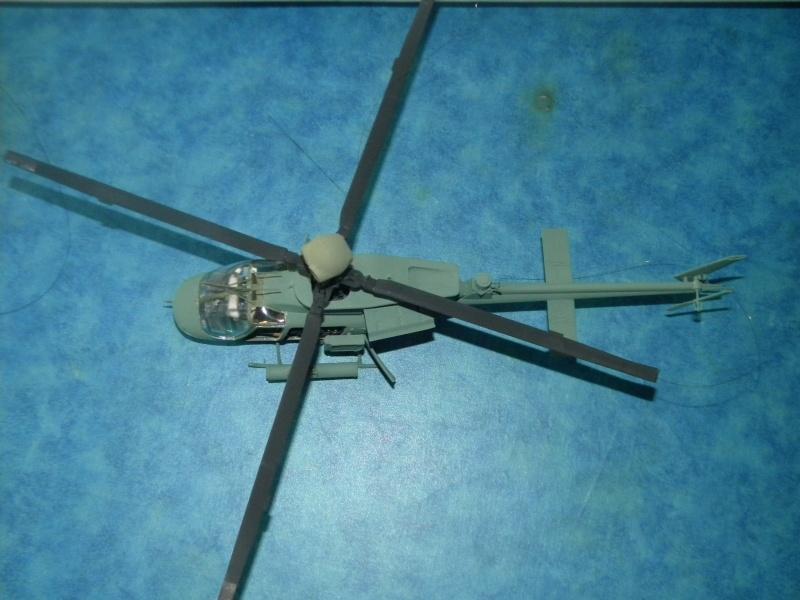 OH-58D kiowa la peinture. - Page 2 Kiowam70