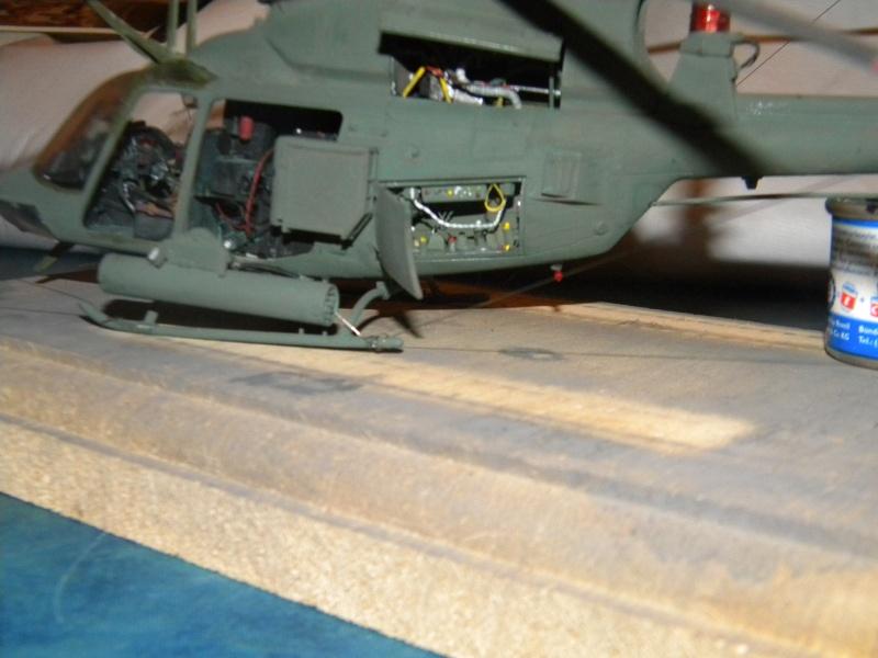 OH-58D kiowa la peinture. - Page 2 Kiowam75