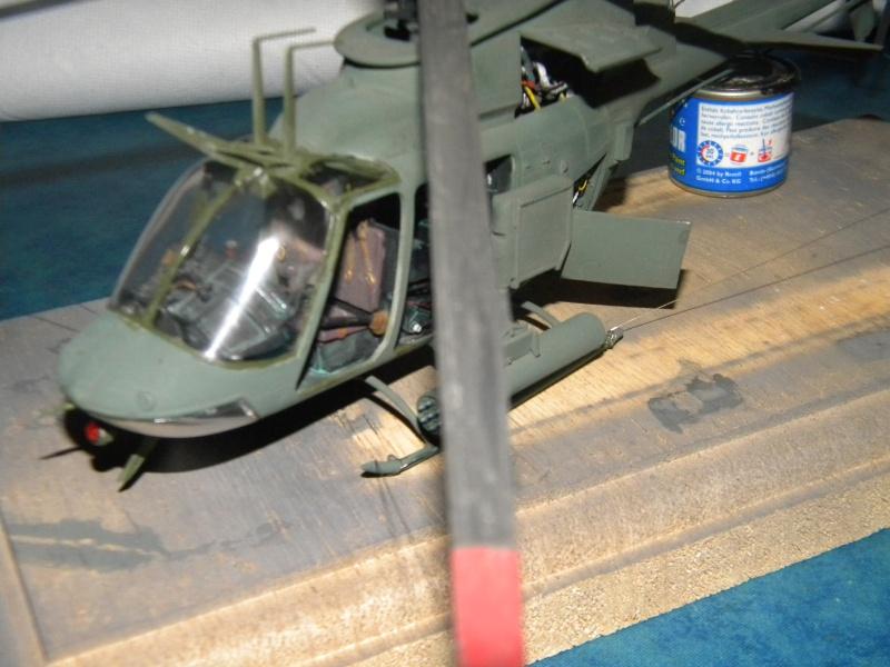 OH-58D kiowa la peinture. - Page 2 Kiowam76