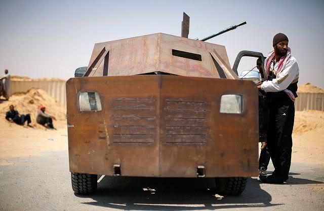 Pick-up Libyen Libyan10