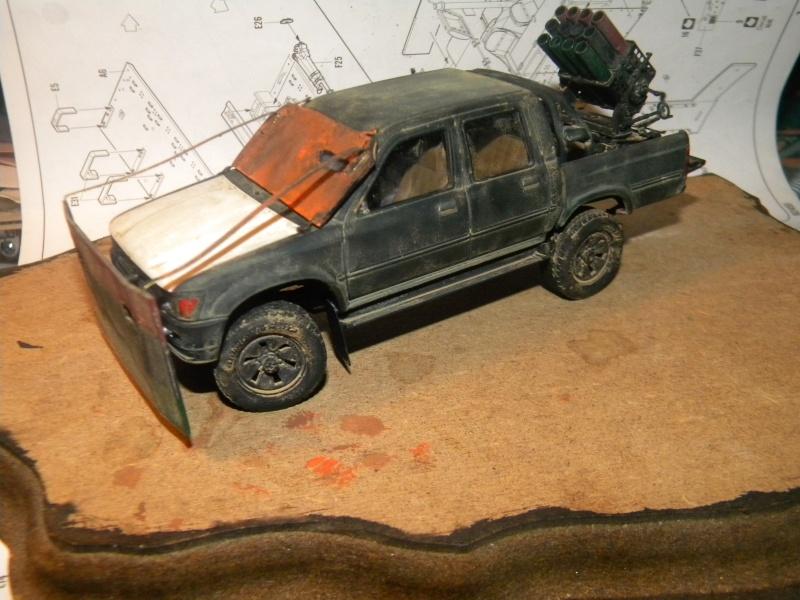 Pick-up Libyen Pupmon36