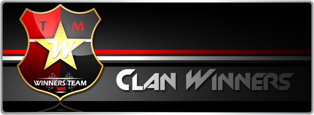 Clan Winners - TrackMania