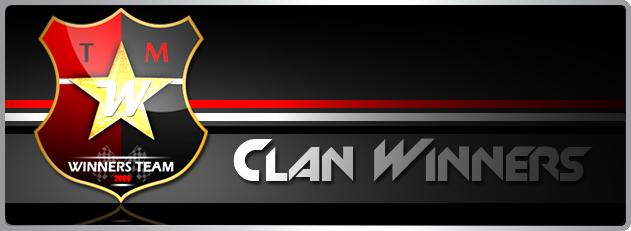 Clan Winners - TrackMania
