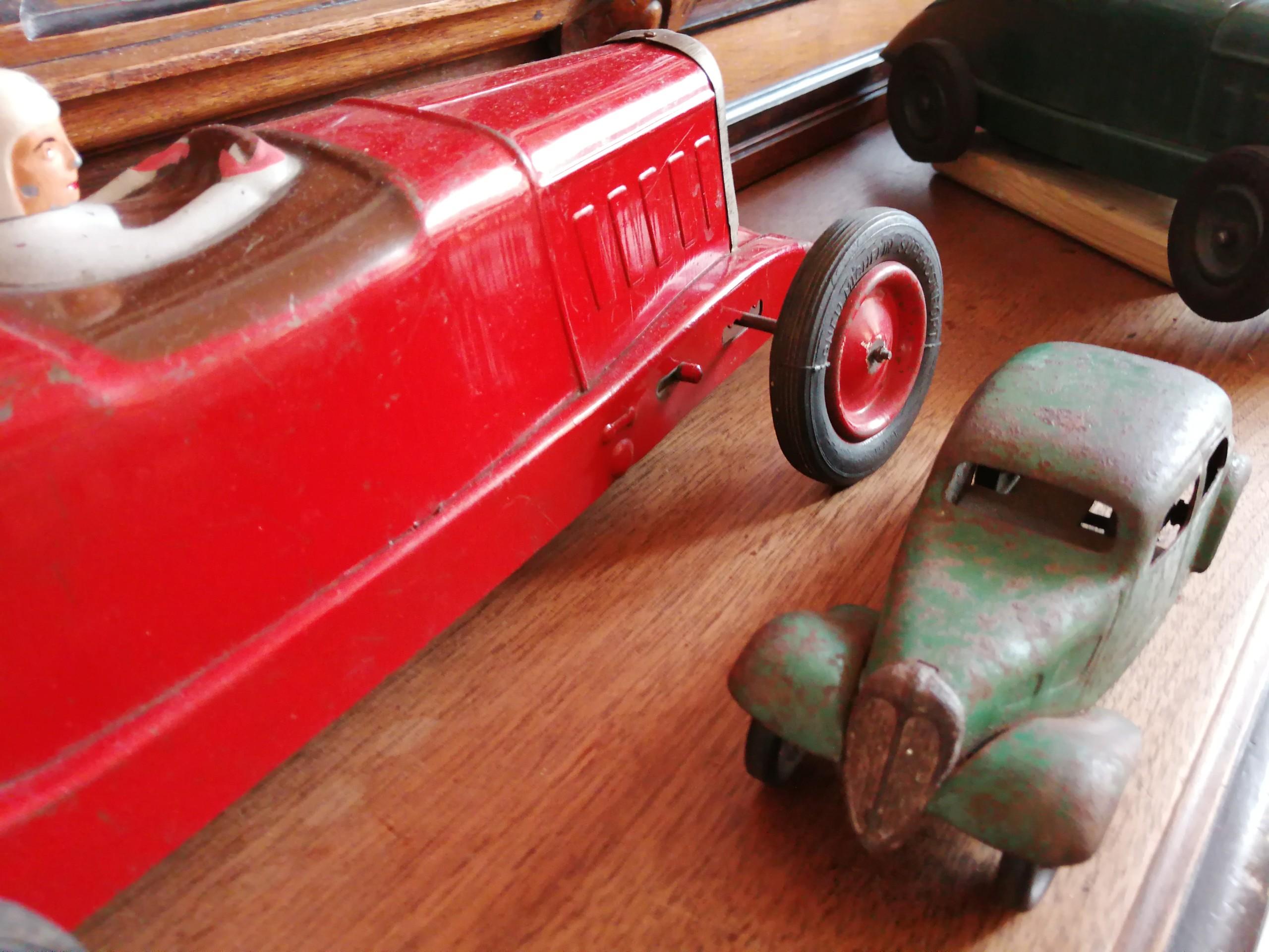 Citroën, les jouets : Traction CIJ et JRD 12 cm pas plus!  Img_2028