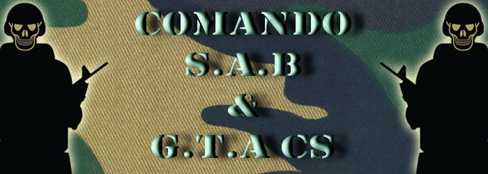 COMANDO S.A.B & G.T.A CS
