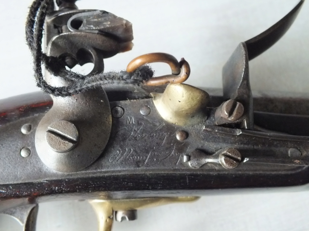Pistolet de cavalerie AN XIII de 1807,manufacture impériale de Maubeuge Dscf2011