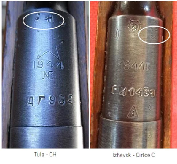 Le mosin 91/30 sniper et sa lunette PU  Marque10