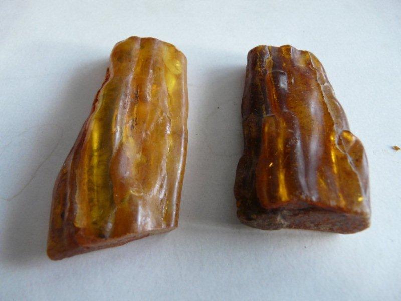 Ambre résine d'arbre fossilisée Ambre_10