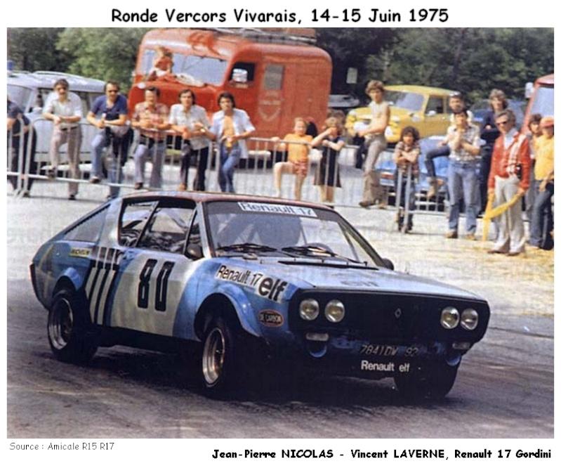 R 17 Ronde Cévenole Nicola10