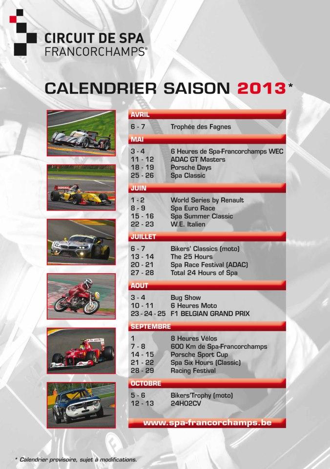 Porsche Francorchamps Days 2013 : 17, 18 & 19 mai 2013 40369210