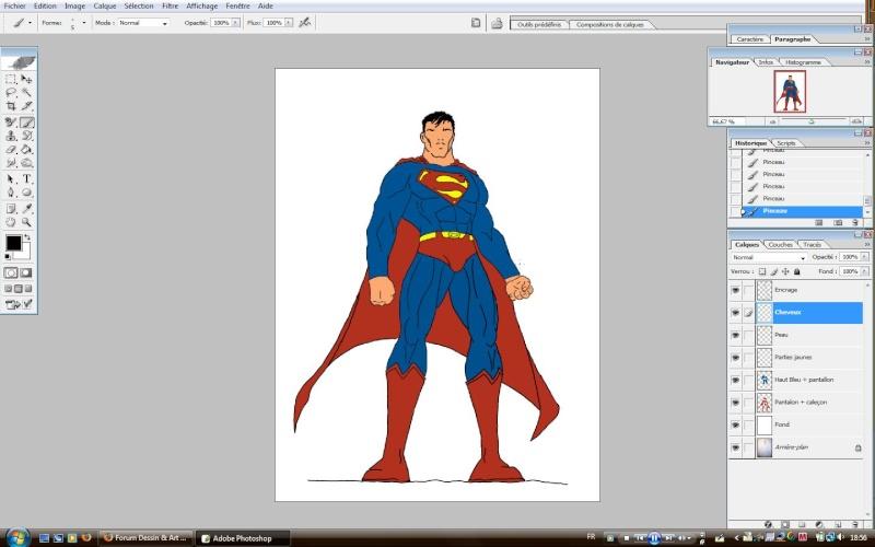 [Tutoriel] Coloriser sous photoshop Etape_13