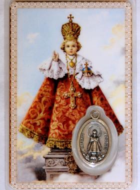Neuvaine à l'Enfant-Jésus de Prague Medail10