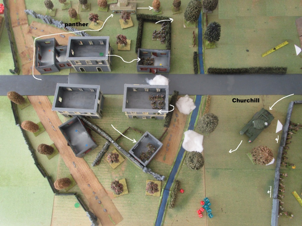 Normandie : fallshirmjagers contre britanniques 1 Img_2816